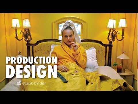 Production Design — Filmmaking Techniques for Directors: Ep2