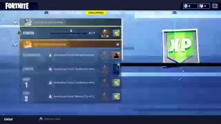 (Fortnite) -_- TOP no skin TNS Try outs