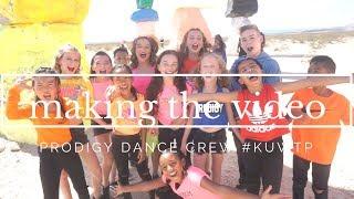 "Making the Video ""I Like It"" Cardi B, J Balvin, Bad Bunny | Jr. Prodigy Dance Crew #KUWTP"