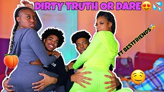 DIRTY TRUTH OR DARE FT BESTFRIENDS 💦  !| *MUST WATCH*