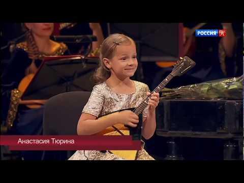 """Анастасия Тюрина И.Штраус Полька """"Трик-Трак"""""""