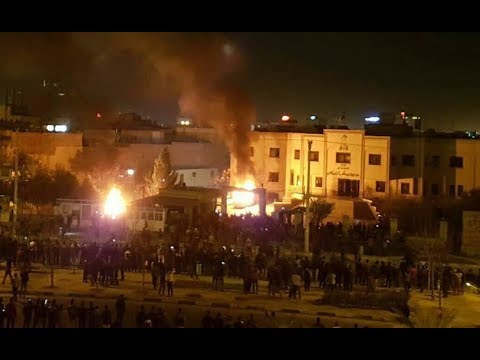 🚨Iran Anti-Government Protests Night 4 - LIVE BREAKING NEWS COVERAGE