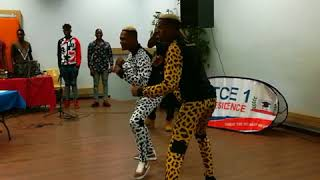 Limpopo Boy Bujwa killing performance at TCE with Tp Bodese.. Bookings 0761112442