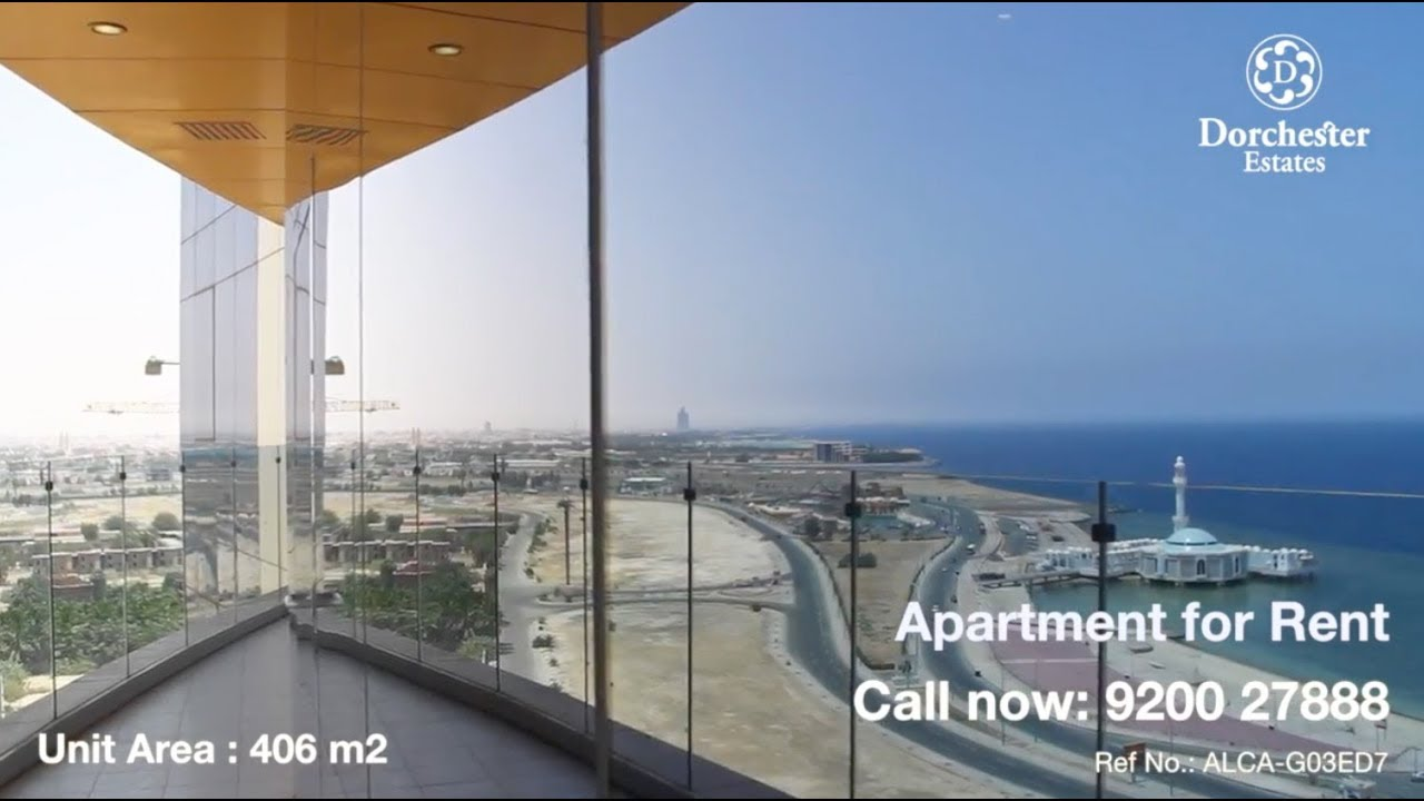 Alca G03ed7 Waterfront Apartment For Rent At Beach Tower Jeddah