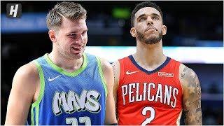 New Orleans Pelicans vs Dallas Mavericks - Full Game Highlights | December 7 | 2019-20 NBA Season