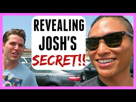 REVEALING JOSH'S SECRET!!! - 동영상