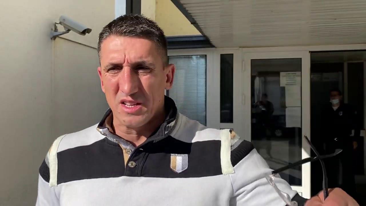 Ekskluzivna izjava Kristijana Golubovića nakon saslušanja zbog Stanije