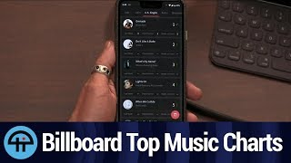 Billboard Top Music Charts for Android