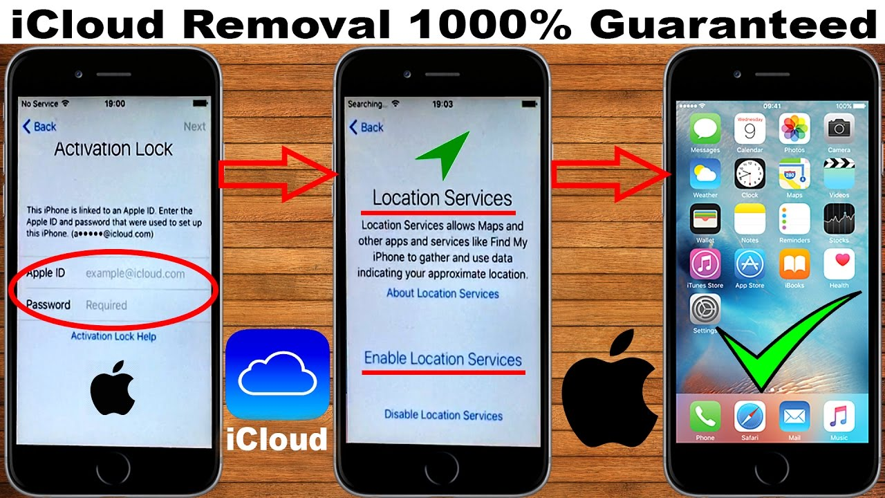 how to open icloud from iphone