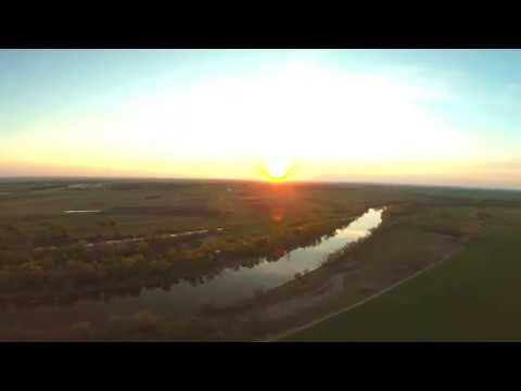 Фото Flying at sunset / fpv
