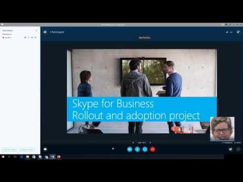 Skype for Business: Learning the Basics