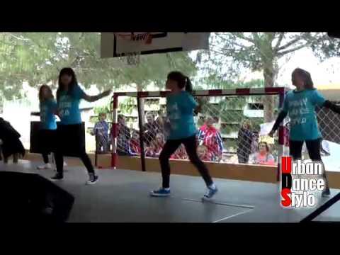 Urban Dance Stylo – Zumba Kidz (Les Carolines – 2)