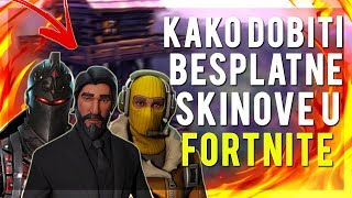 HOW TO GET FREE SKINS IN FORTNITE! * WITH PROOF *