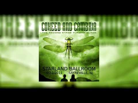 Coheed and Cambria- Starland Ballroom 4/22/2011 FULL SHOW SBD