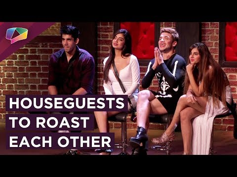 Rapper Raftaar On Ace Of Space | Housemates To Roast Each Other | MTV