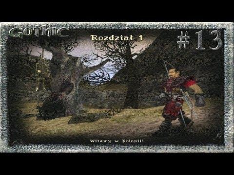 Zagrajmy w Gothic [odc.13] - Obóz Bractwa Śniącego. Poparcie u Guru thumbnail