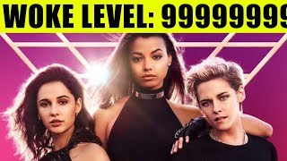 Charlies Angels - Even Critics say it's WOKE | Movie Review Scores 65% on Rotten Tomatoes