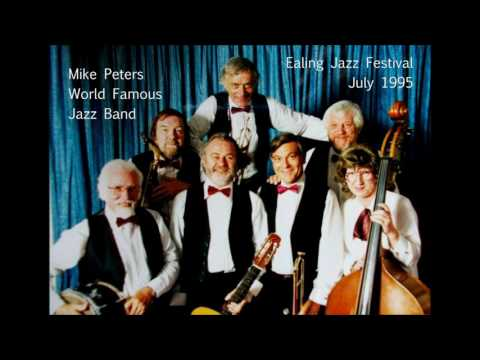Mike Peters World Famous Jazz Band