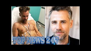 Richard Bacon hospitalised with pneumonia 'across BOTH lungs' - star tweets health update