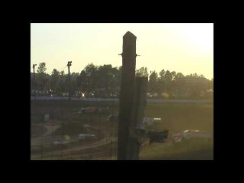 9-5-15 Oakshade Raceway Sportsman Heat