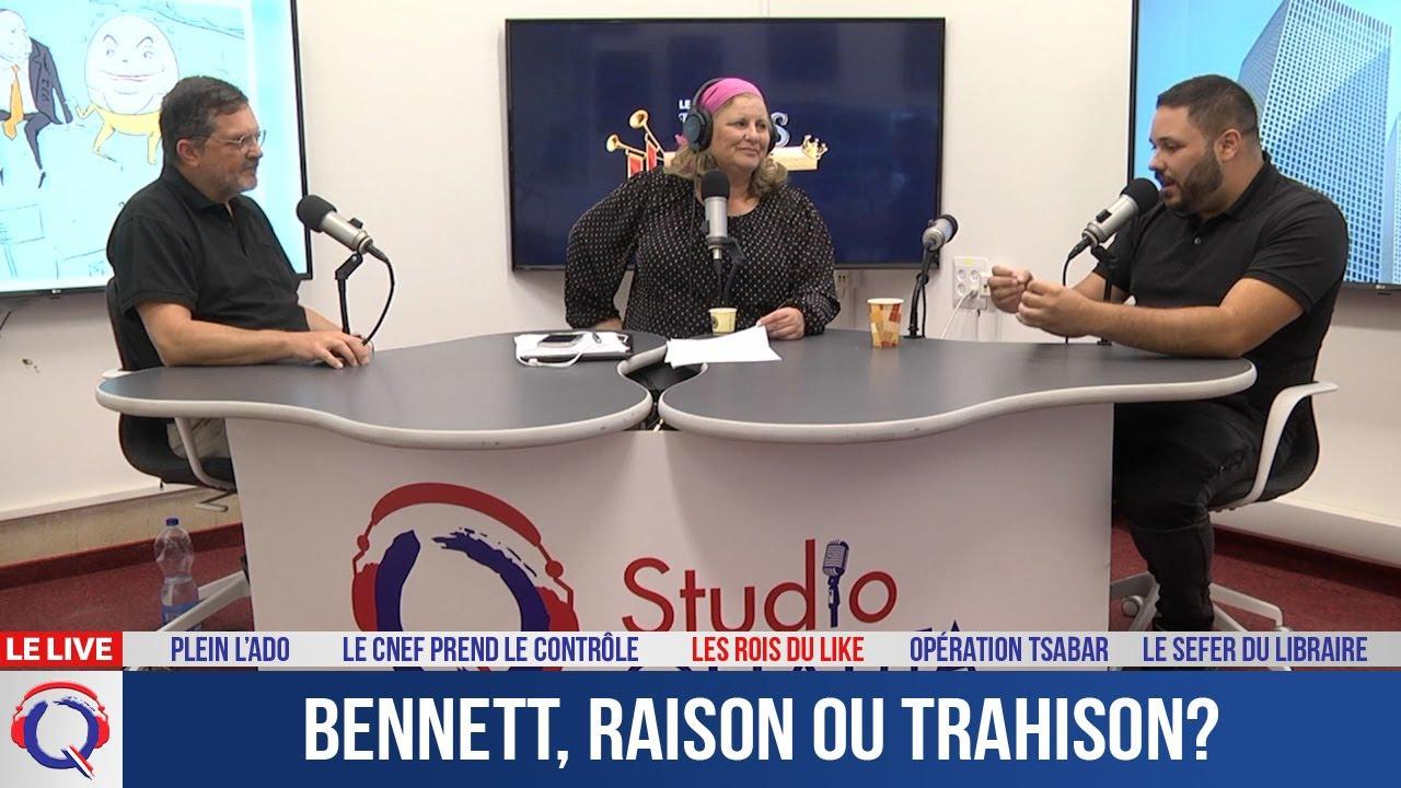 Bennett, raison ou trahison - RDL#124