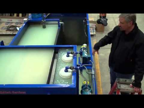 EdjeTech's C.R.O.S.S. Coolant Recycling System