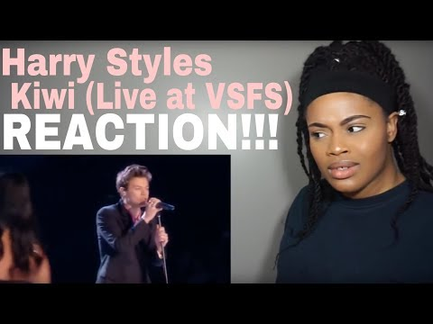 Harry Styles - Kiwi (Victoria's Secret Fashion Show) // REACTION!!!