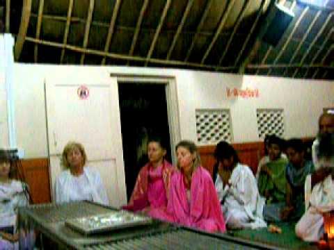 Janglidas Maharaj: Arati in Kokamtham