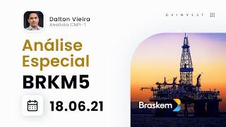 Análise Especial | Ações da Braskem (BRKM5) - Pontos interessantes para compra