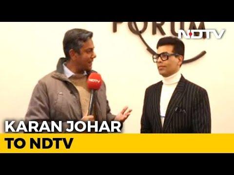 """Take Complete Responsibility"": Karan Johar On Hardik Pandya-KL Rahul Row"