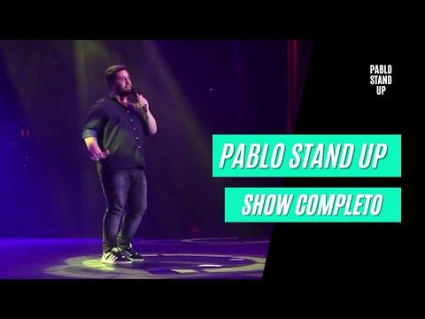 Pablo Stand Up En Teatro Movie 2017 - Montevideo URUGUAY (show Completo) #Humor #StandUp #Uruguay