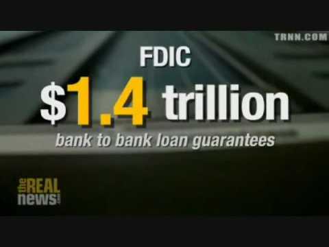 8.5 Trillion Bailout Breakdown
