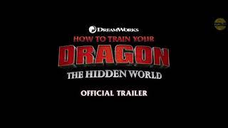 😁😁How to Tarain your Dragon 3 movie Trailed hd new 2018😁😁😁