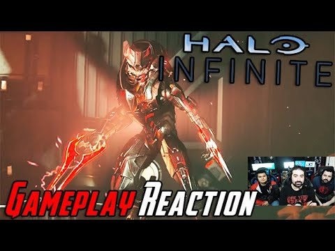 Download Halo: Infinite - Campaign Gameplay Angry Trailer Reaction!