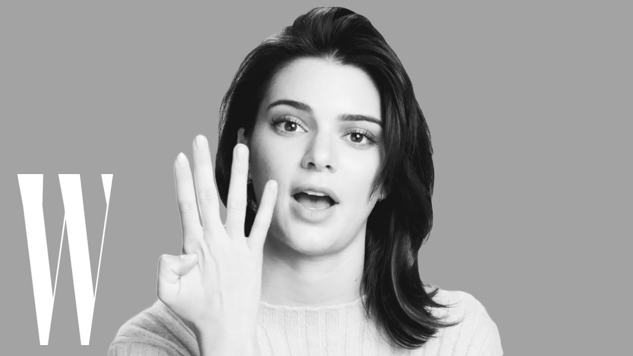 Download Kendall Jenner on Her First Kiss, Her Girl Crush, and Her Secret Talent | Screen Tests | W Magazine