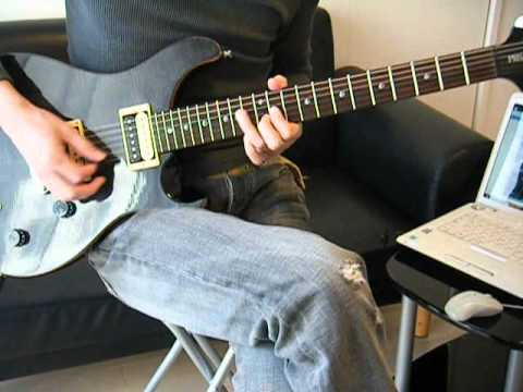 BON JOVI - We Weren't Born to Follow - Guitar Cover