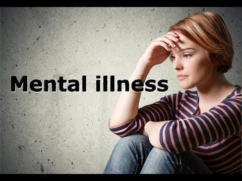 Mental illness - the overlooked cause