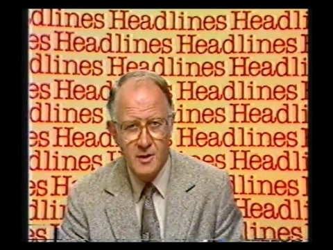 Thames - Thames News plus Adverts & Continuity - 1980