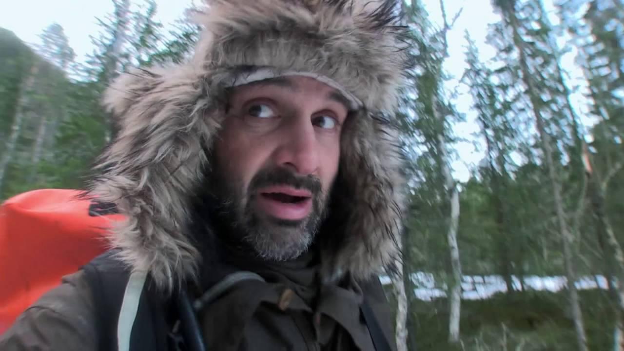 Ed Stafford, seul au monde 2: après les tropiques, il s'attaques aux pôles