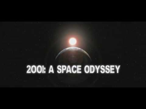 2001: A Space Odyssey - Remade Opening