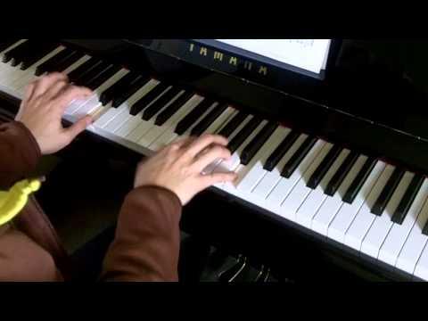 ABRSM Piano 2013-2014 Grade 6 A:3 A3 Kellner Fugue Six Fugues No.2 Performance 108 Bpm