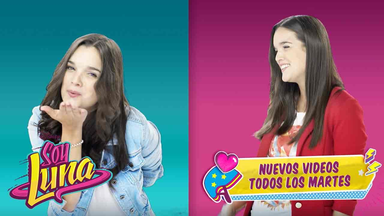 Malena vs. Delfi | Who is Who? | Soy Luna