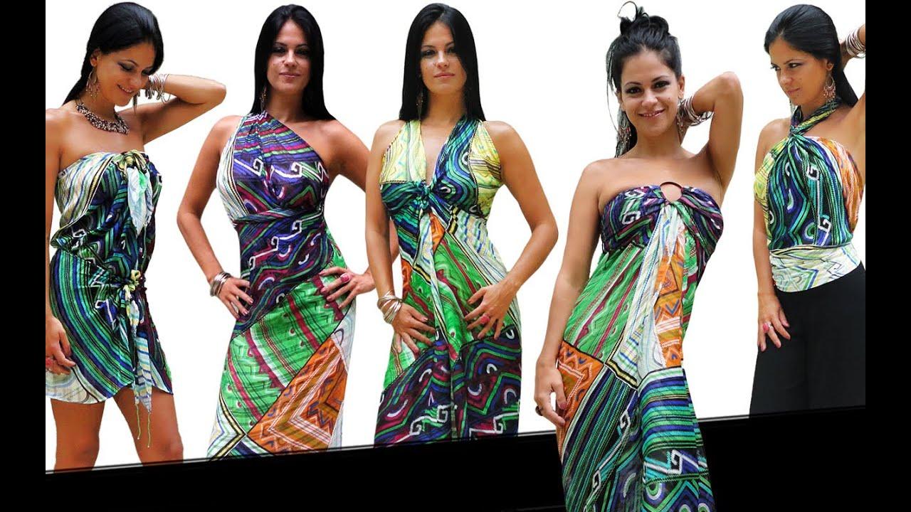 48302e0a6787 15 Formas de Usar Lenços que Viram Roupas Apaixonantes by Based On Brasil