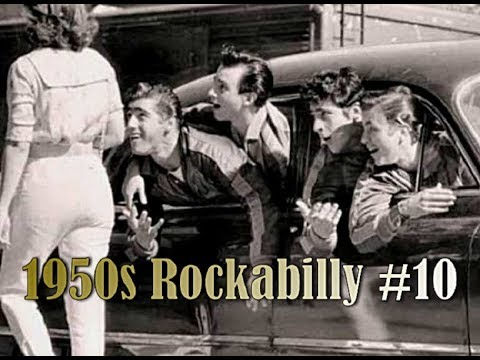 1950s Rockabilly #10
