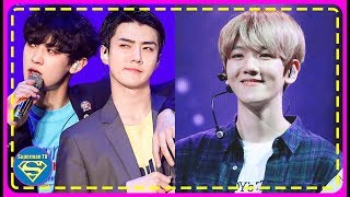 Baixar EXO Baekhyun Casually Sings to Chanyeol and Sehun's [We Young] at a Recent Live