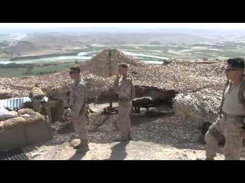 Marines of 1/11 India at Kajaki Dam