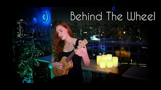 Cinthya Hussey - Behind The Wheel (Depeche Mode - ukulele cover)