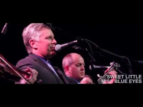 The Gibson Brothers - Sweet Little Miss Blue Eyes [Live for WAMU's Bluegrass Country]