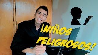 Niños Peligrosos ◀︎▶︎ KintaPorra News ◀︎▶︎ | La Kinta Porra .TV