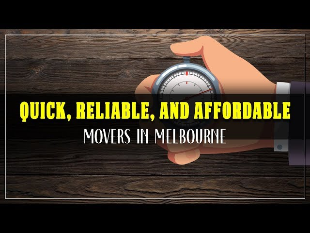 High-quality Removalists Pascoe Vale, VIC